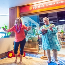ハワイアンカルチャーアクティビティー イメージ