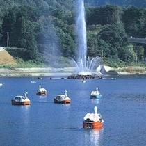 *【観光】ボート場はフィッシングパークの隣