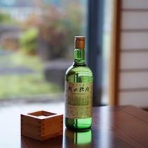日本酒『越の胎内』