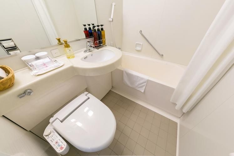 スーペリアツイン バスルーム 1,400mm×1,800mm