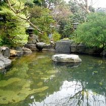 ■庭園露天風呂■