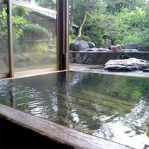 ■檜の内湯■
