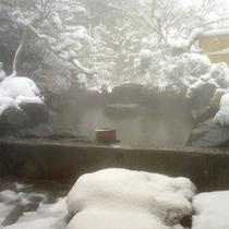 ■雪見露天■