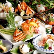 ■蟹フルコース一例■