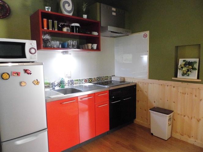lapo別館 キッチン