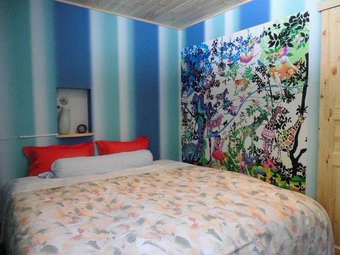 lapo別館  寝室