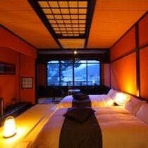 【客室】和ベッド客室