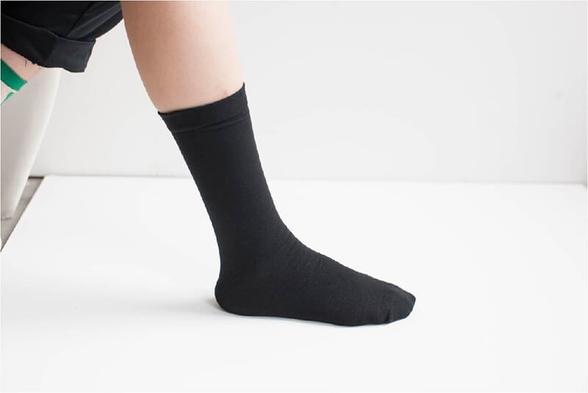 筒状の靴下「つつした」付きプラン