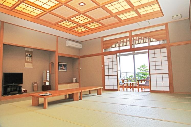 【和室21畳】大人数でも宿泊可能な広々和室