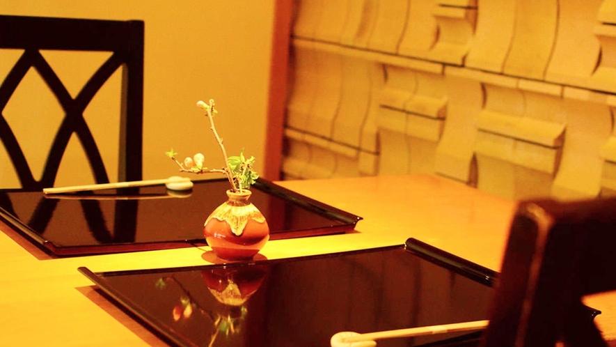 【レストラン】個室