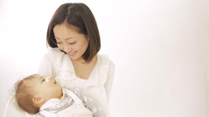 【ファミリー】ママ・パパ安心の10大特典でご旅行を応援!『はじめての赤ちゃん旅行プラン』