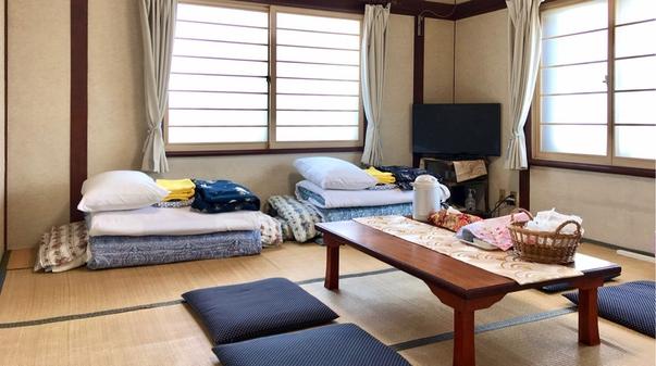 和室10畳(バス・トイレなし)