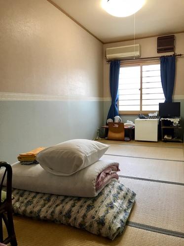 【禁煙】和室5.5畳(バス・トイレなし)