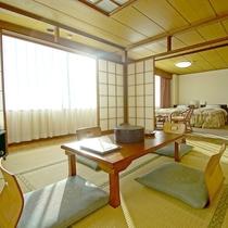 *【客室一例】和洋室