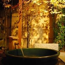 露天風呂(冬季間閉鎖)