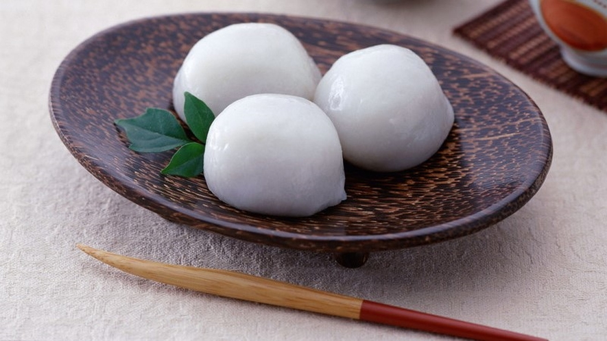 【大和町】白玉団子(しらたまだんご)