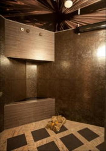 306号室岩盤浴室