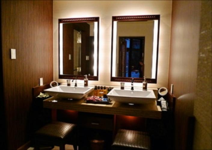 306号室洗面所