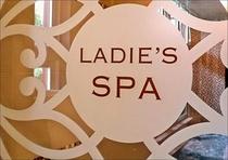 2F女性大浴場入口