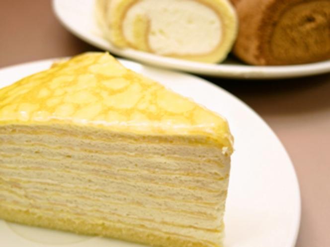 ドンレミーアウトレットのケーキ