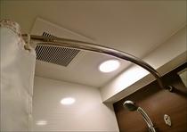 シャワーカーテンレール