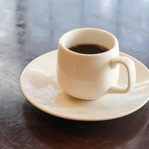 *[朝食一例]食後のコーヒーサービス付き