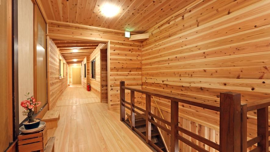 十津川の天然木材を100%使いリフォーム♪