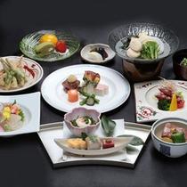 ☆季節の会席料理コース