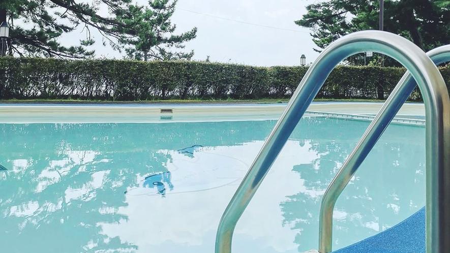 *夏季は子供用の水遊び場も♪ご自由にご利用頂けます。