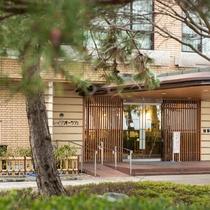 ◆当館入口