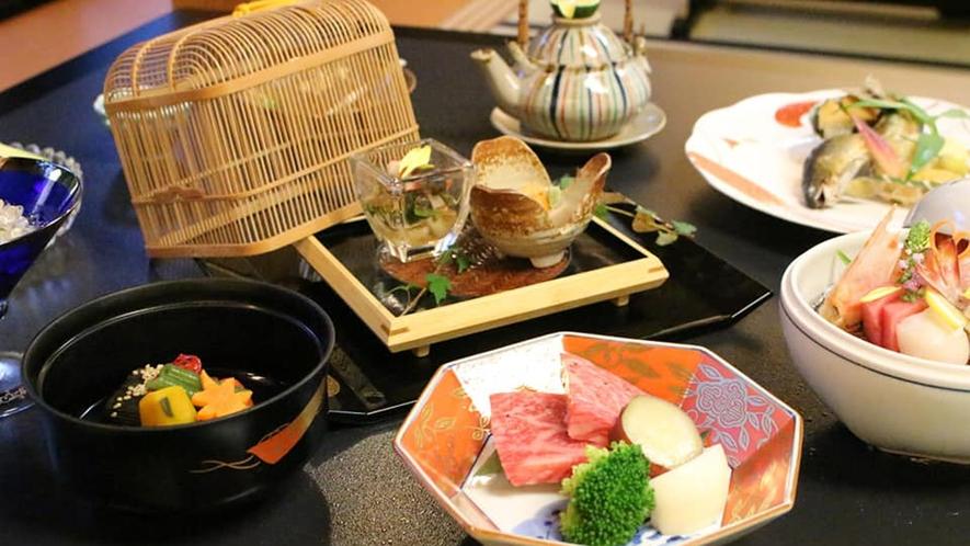 *【美食会席】料理長一押し~季節もの一例~