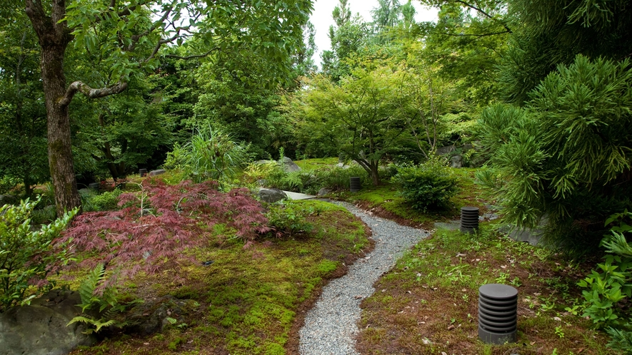 *関雅の庭