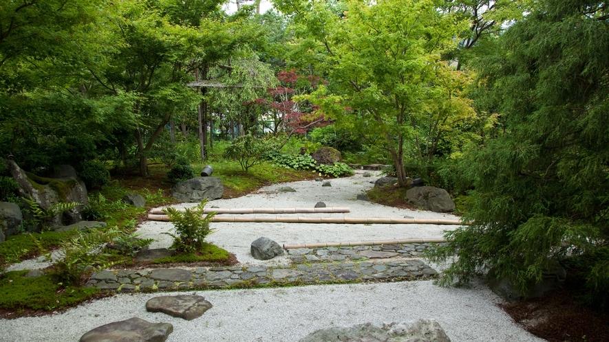 *閑雅の庭