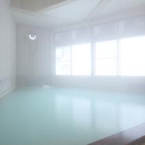 本館内風呂「四季の湯」