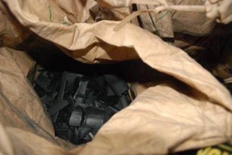 仁淀川流域の竹炭って高品質 仁淀川森林組合の竹炭