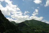 もう 車で数分も走れば 愛媛県との境