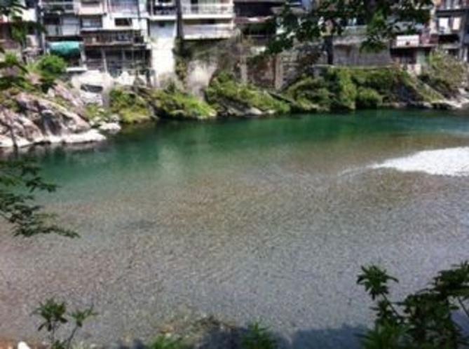 仁淀川支流の土居川
