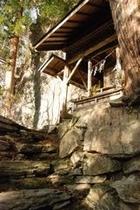 安居土居地区 神秘的でした☆氷室神社(氷室の道)3