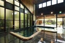 山側 大浴場