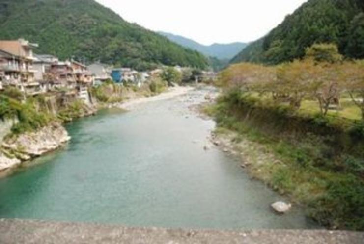 土居川 今はこんな感じです 川ガキたちももういません