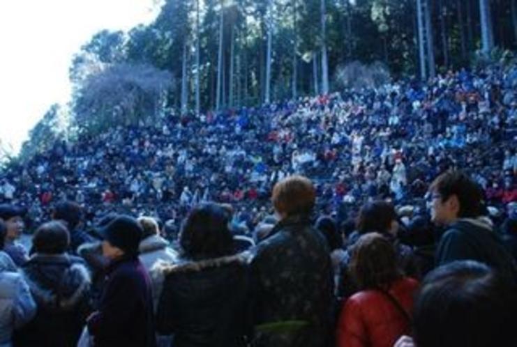 2012秋葉まつりギャラリー ついに場所は秋葉神社である!