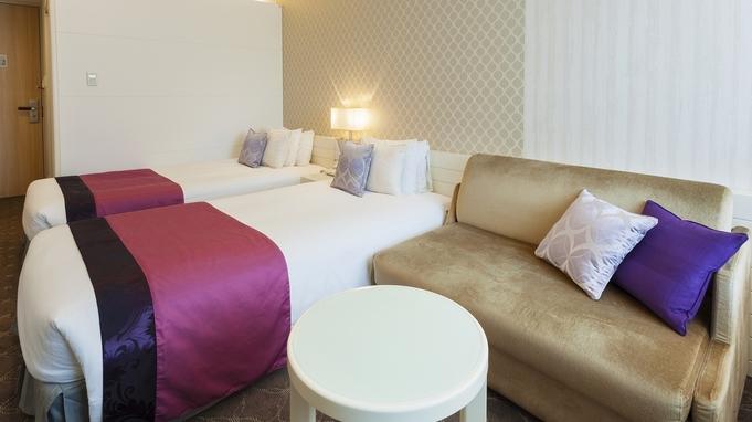 【連泊】大阪満喫!レジャー、大阪旅行に。20平米以上の部屋でゆとりの滞在 素泊り