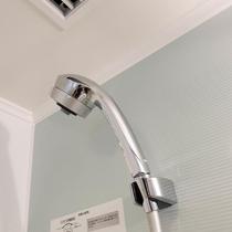 【客室】バスルーム シャワーヘッド(セミダブル・スタンダードツイン・ダブル共通)