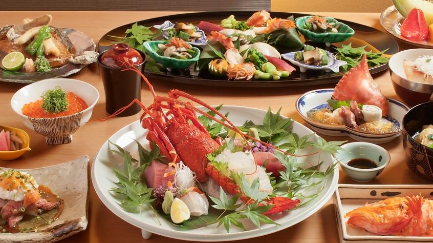 □6階 日本料理『桂』 料理イメージ