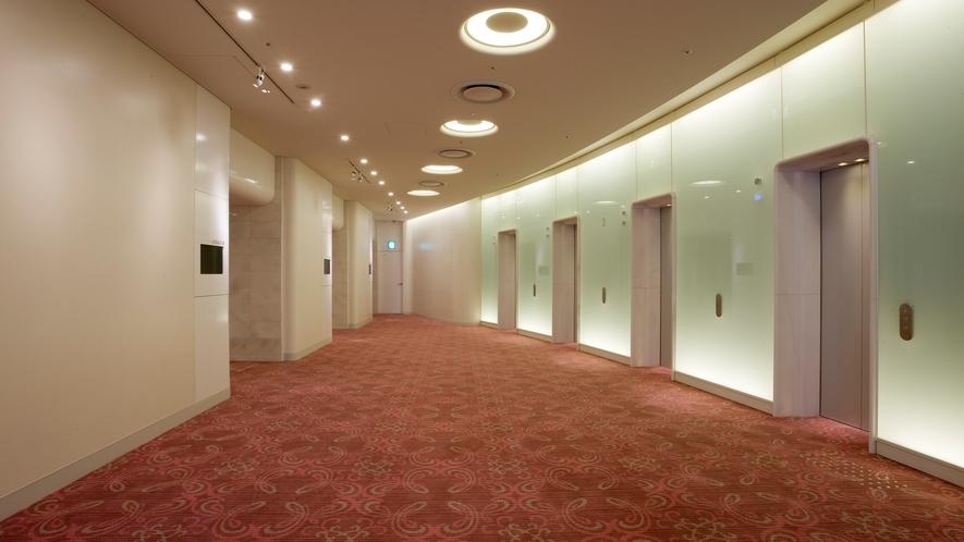 □3階 バンケットルーム ホワイエ