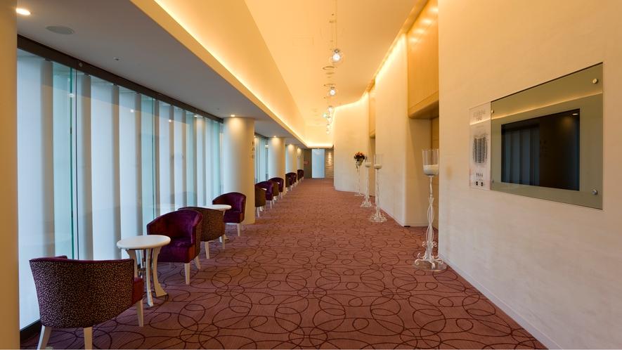 □5階 エルセラーンホール ホワイエ