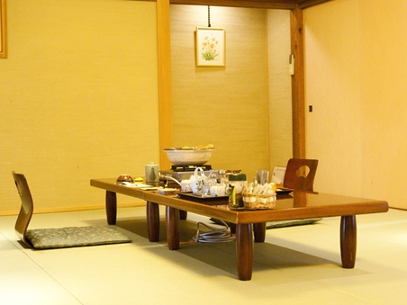 お食事処(畳のお部屋)