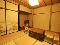 お部屋(天津風:6畳)