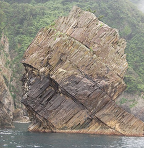 インディアン島(山陰海岸ジオパーク)