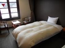 シングルユースの部屋一例